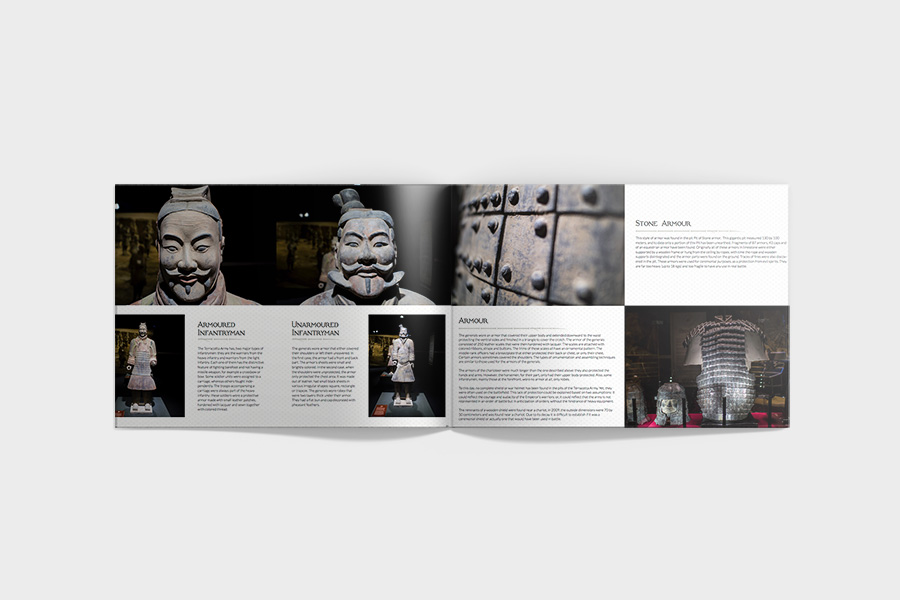Terracotta Army by Faver Agency