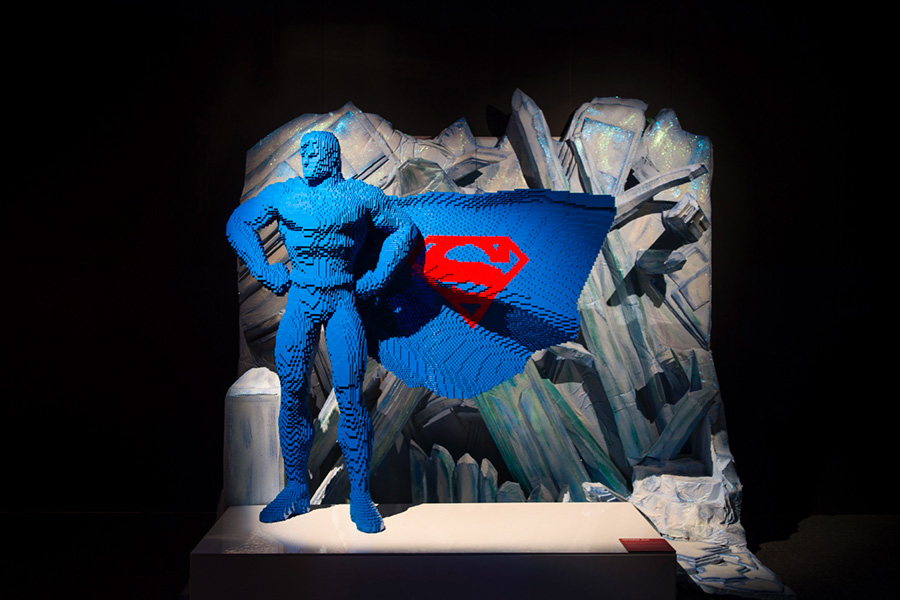 The Art of Brick by Faver Agency