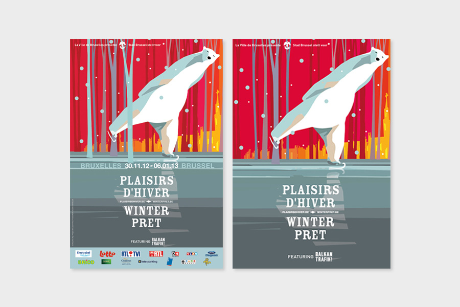 Plaisirs d'Hiver by Faver Agency