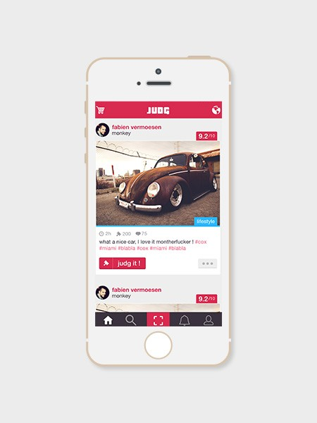 Judg by Faver Agency